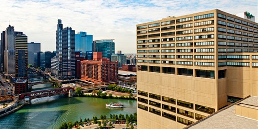 $89-$99 -- Downtown Chicago Hotel in River North, 45% off